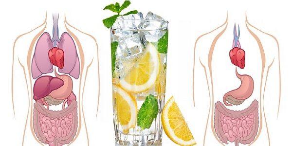 Voici ce qui arrive à votre corps en buvant l'eau citronnée chaque matin
