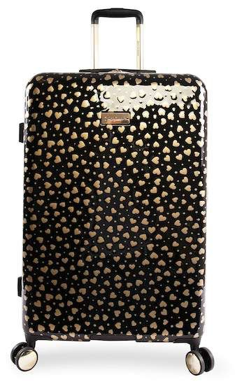 01f01fcf6a9f Juicy Couture Cherry Collection Large Spinner | Airport travel ...