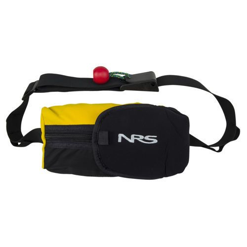 Features an internal throw rope in an inner bag that pulls completely free from the waist belt for a smooth safety toss. Buy online at Big Water.