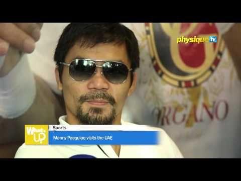 Manny Pacquiao in Organo Dubai davidgenevieve.myorganogold.com http://davidgenevieve.myorganogold.com/ae-en/