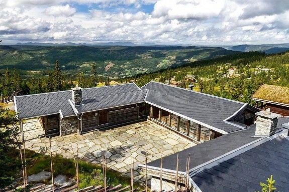 NATTEN / NESFJELLET - Prakteiendom øverst i Nesbyen Alpinsenter