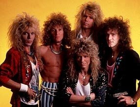 Hairbands! WHITESNAKE! =P