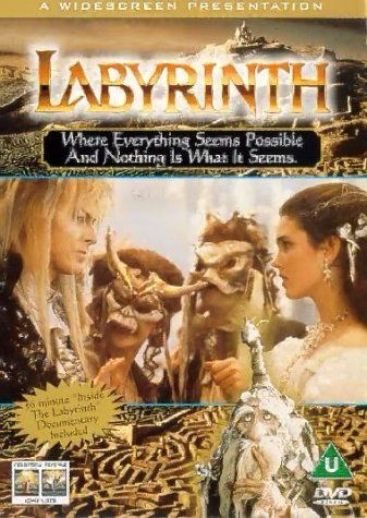 "Labyrinth......""you have no power over me"""