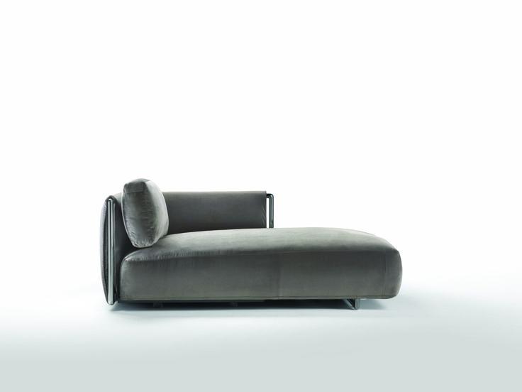 FLEXFORM EDMOND #dormeuse designed by Carlo Colombo