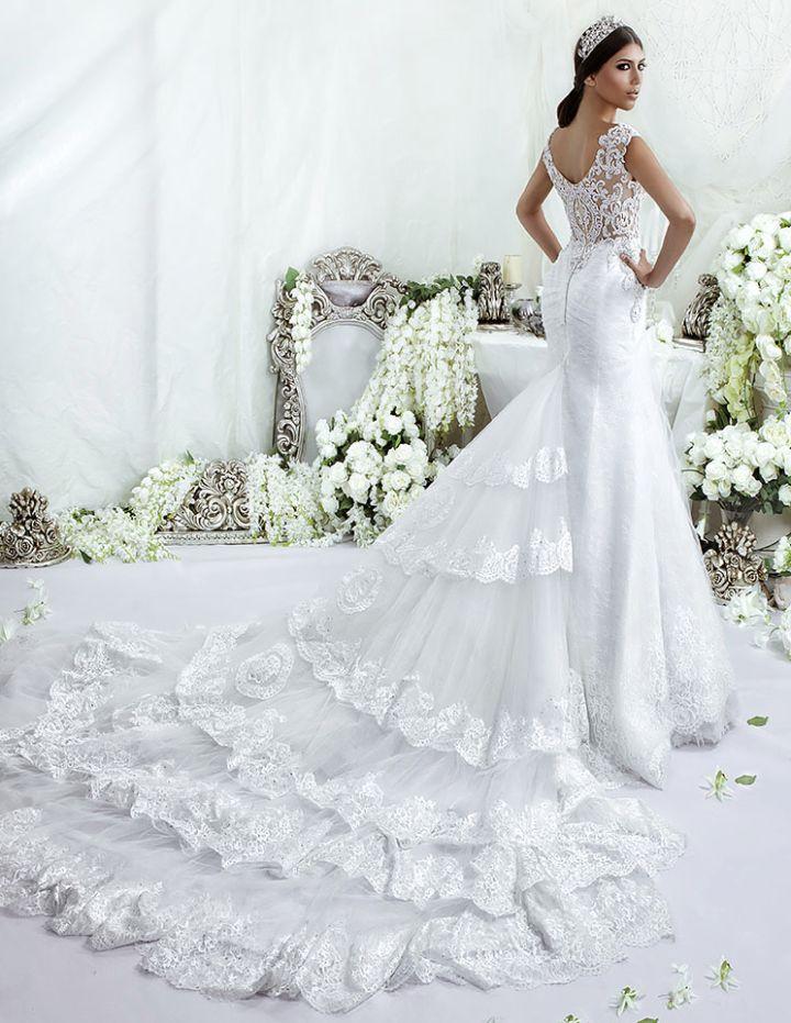 164 Best Images About Wedding Dresses For Me On Pinterest Casablanca Weddin