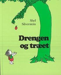 Bog, indbundet Drengen og træet af Shel Silverstein