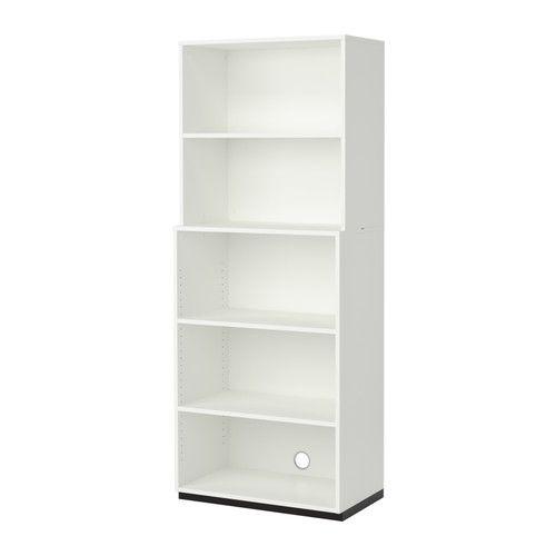 GALANT Combinación de almacenaje abierta IKEA Incluye 10 años de garantía. Consulta las condiciones generales en el folleto de garantía.