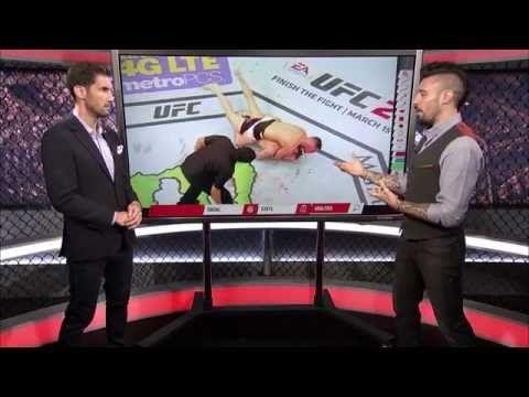 UFC (Ultimate Fighting Championship): UFC 202: Inside The Octagon - Diaz vs. McGregor 2