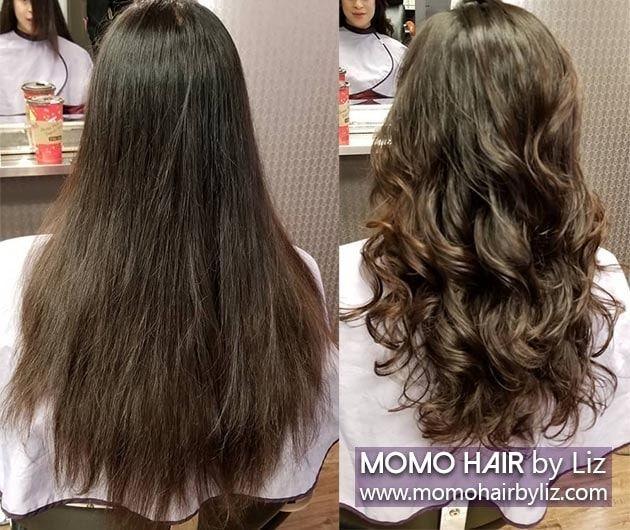 Digital Perm Digital Perm Long Hair Perm Permed Hairstyles