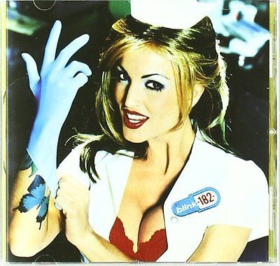#Blink-182 - #enema of the #state - blink-182 cd axln,  View more on the LINK: http://www.zeppy.io/product/gb/2/141801033762/