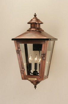 for all exterior sconces - does it come in black?