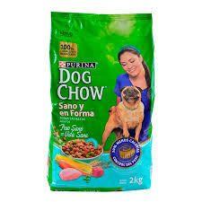 DOG CHOW SANO Y EN FORMA x 8 kilos - comprar online