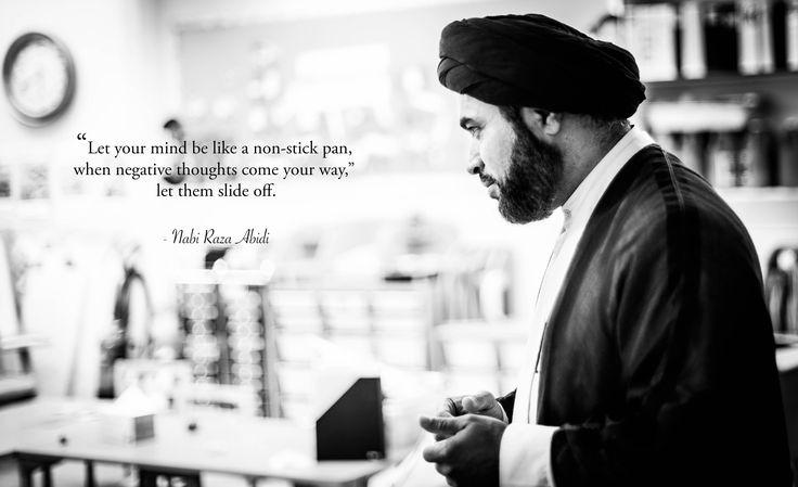 Weekly Spiritual Insights from Maulana Nabi Raza Abidi