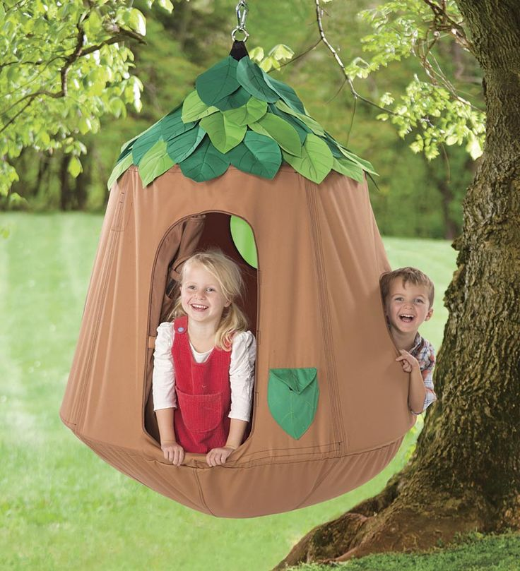 Woodland Wonderland HugglePod HangOut kids fort Kiddos