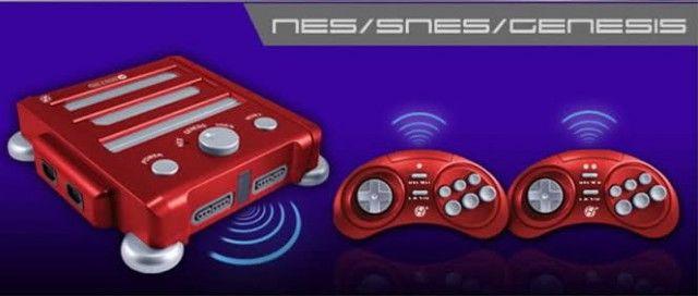 RetroN 4 Console Will Play NES, SNES, Genesis & Gameboy Through HDMI!