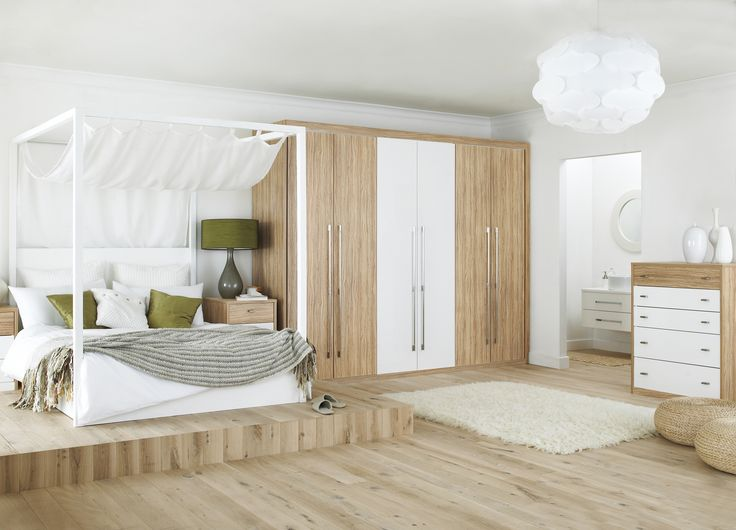White And Wood Bedroom 54 best ideas images on pinterest | fitted bedrooms, bedroom ideas