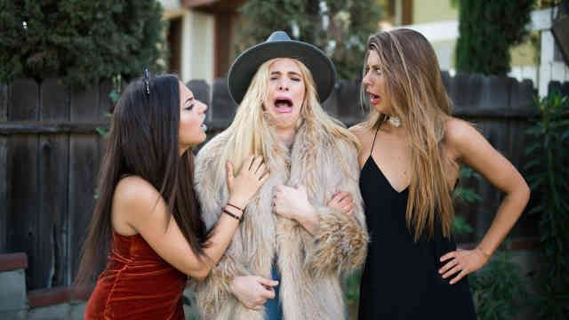 When Your Boyfriend Cheats On You | Lele Pons, Hannah Stocking, Inanna Sarkis
