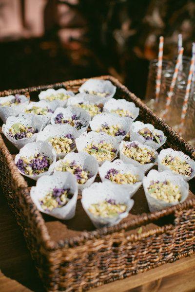 Photography by Shannon Michele Photography / shannonmichelephotography.com, Floral Design by Tiger Lily / tigerlilyflorist.com ceremony / toss / ceremonie / vive les mariés!