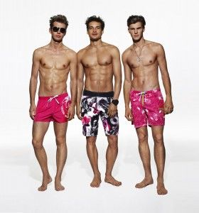 Mens Beach Wear