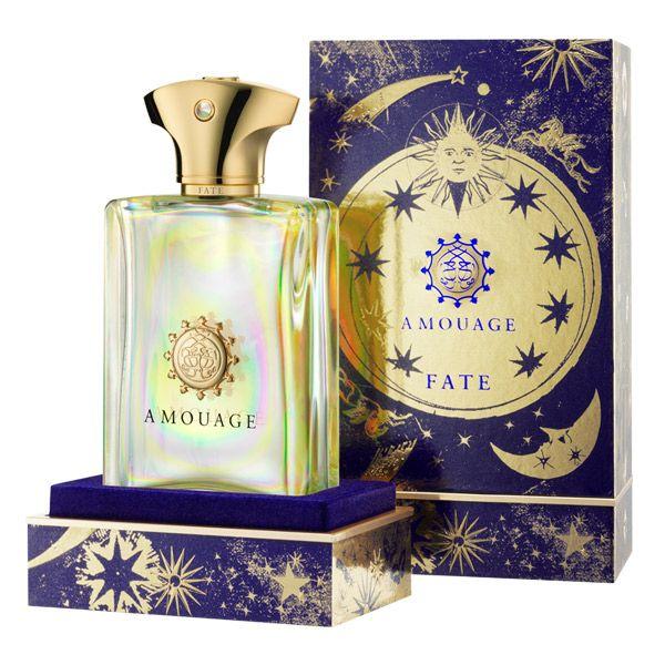 Eau de Parfum #Amouage collezione fate, fragranze #uomo