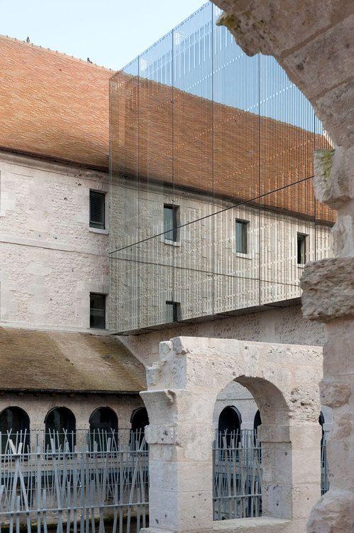 Invisible wall  remash:'ecole de musique maurice durufle | detail ~ opus 5