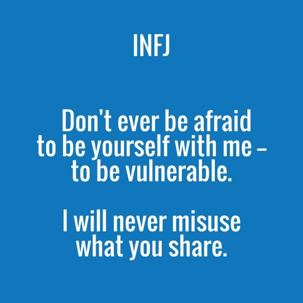 Infj Friendship