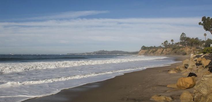 Santa Barbara California Beach Hotel - Montecito Inn