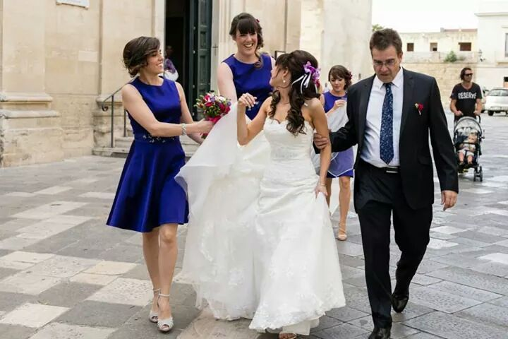 Historical centre, Lecce- Puglia. by Michela & Michela wp www.italianweddingcompany.com
