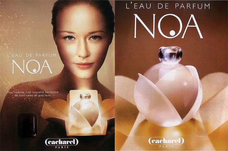 Parfum Cacharel - Noa l'Eau de Parfum . 2001
