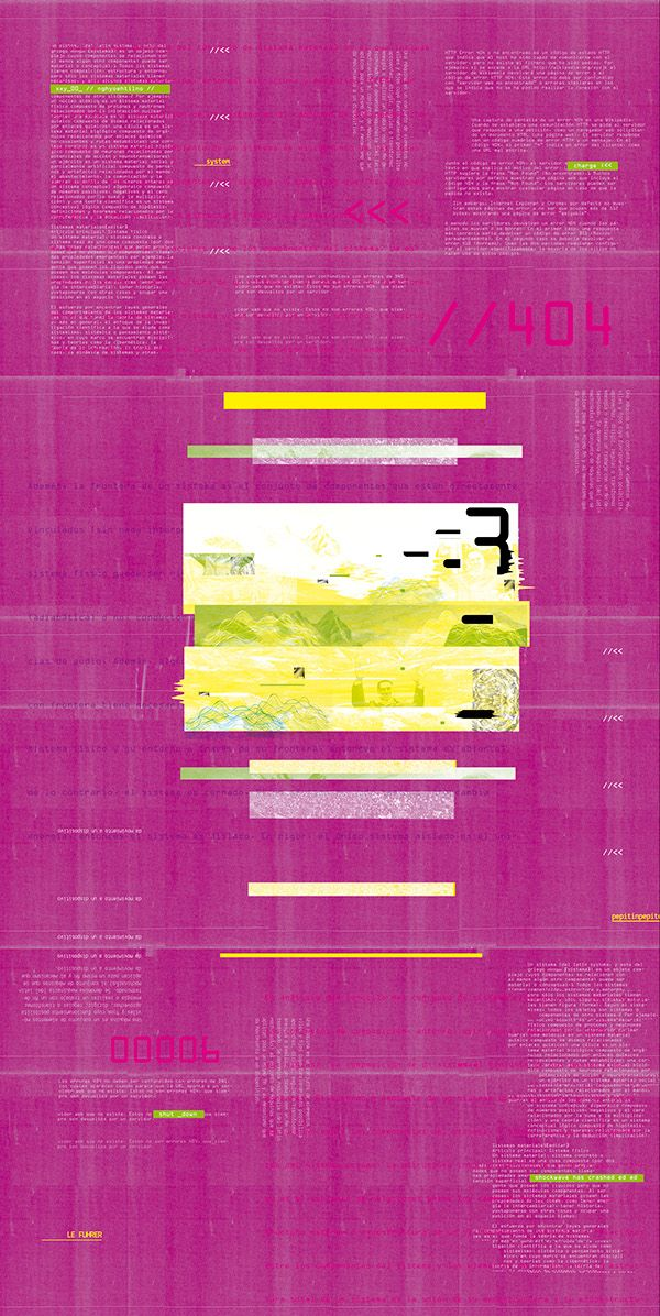 Desarrollo de 6 paneles gráficos en base al tema L.A.S.I.K de MatmosDiseño gráfico nivel II cátedra RICOFADU/UBA - 2014