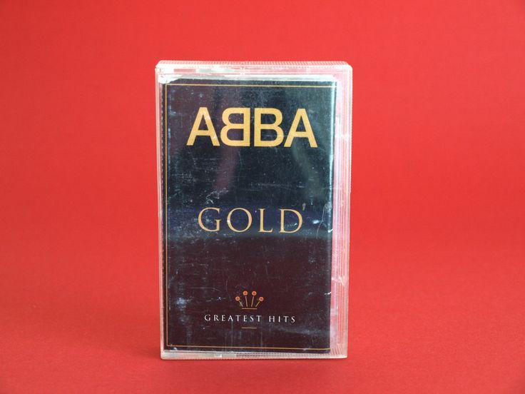 Abba Gold Greatest Hits Cassette Tape - Vintage 1992 Polygram Polar Music Album - Classic Hifi - Made in Australia by FunkyKoala on Etsy