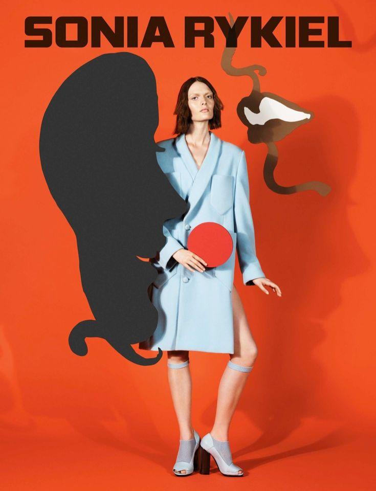 Sam Rollinson -Sonia Rykiel Fall 2013 Ads by Mert & Marcus
