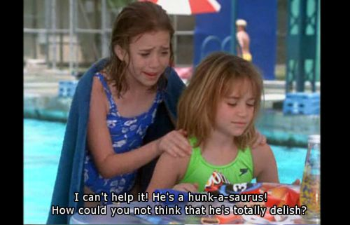 Billboard Dad. Oh Mary-Kate And Ashley ♥ Why Do I Feel