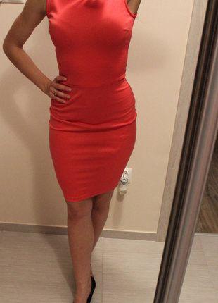 Kup mój przedmiot na #vintedpl http://www.vinted.pl/damska-odziez/krotkie-sukienki/18650256-sukienka-amisu-koralowy-roz-przepiekna