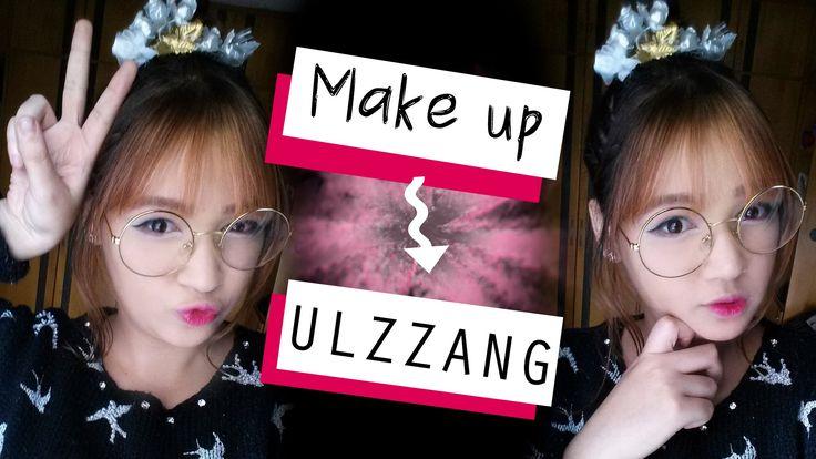 easy ulzzang makeup `(maquiagem ulzzang facil(maquillaje ulzzang facil)