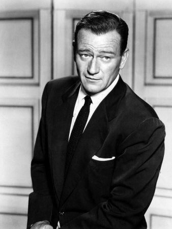 John Wayne, winner of the Best Actor Oscar (for True Grit, 1969). Wayne was among the top box office draws for three decades. His first leading role came in The Big Trail (1930), but his career rose in 1939, with John Ford's Stagecoach making him an instant superstar. Wayne would go on to star in 142 pictures, primarily typecast in Western films. The AFI has named Wayne 13th among the Greatest Male Screen Legends of All Time.