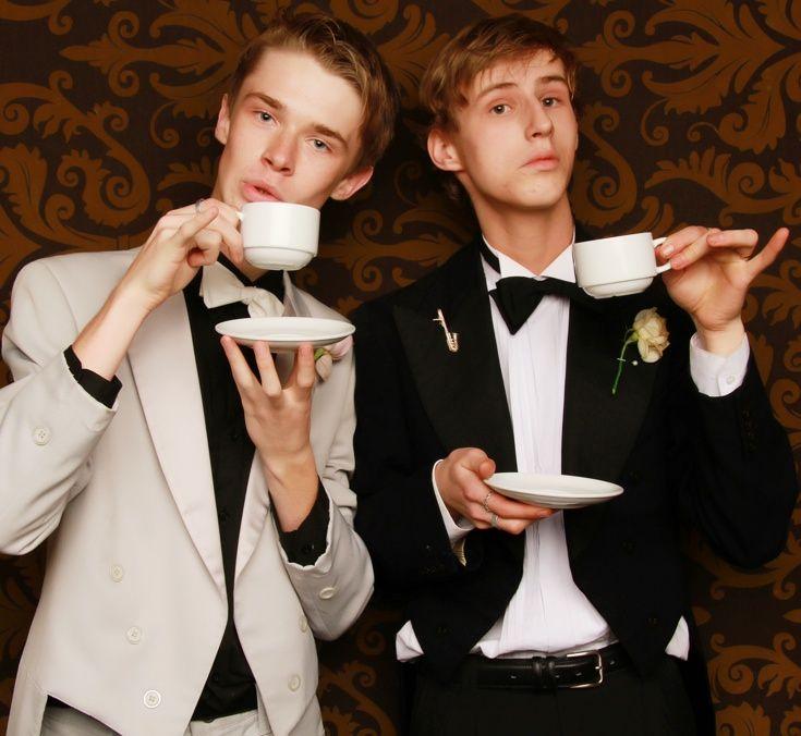 Western Springs Ball 2013. Anyone for tea? www.whitedoor.co.nz