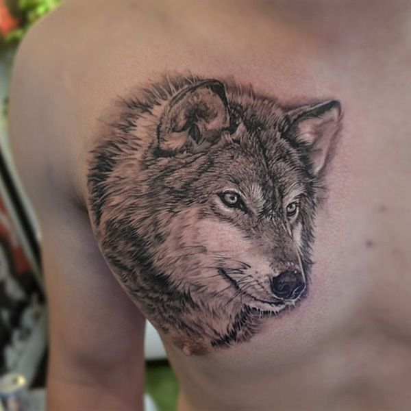 Wolf Tattoo Designs | Cuded