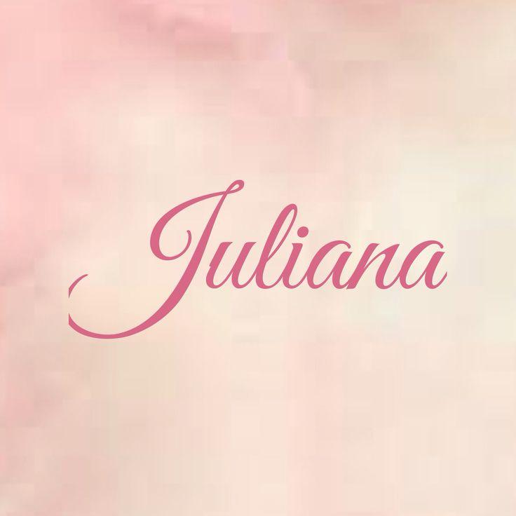 Baby girl Juliana