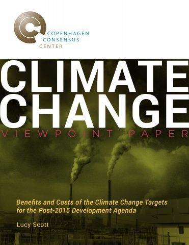 The viewpoint paper by Lucy Scott, Research Officer at the Overseas Development Institute gives a brief background of how the UN has addressed climate change in the past. Contending that a focus should be adapted to how exactly climate change can be incorporated into international development. Scott highlights three areas of targets which could better incorporate climate change into the post-2015 development agenda that could be particularly beneficial for developing governments.