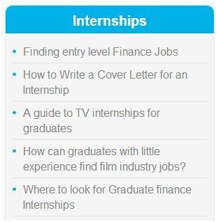 How To Write Finance Internship Cover Letter   Sample Job