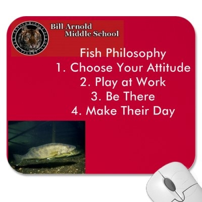 1000 images about fish philosophy on pinterest starfish for Fish philosophy video