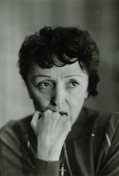 Edith Piaf, 1957