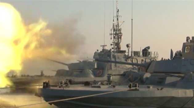 """Militarii de pe navele Flotilei Fluviale """"Mihail Kogălniceanu"""" au executat în perioada 31 octombrie – 04 noiembrie antrenamente de supraveghere a traficului fluvial pe Dunăre"""