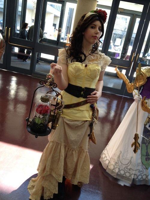 steampunk Belle