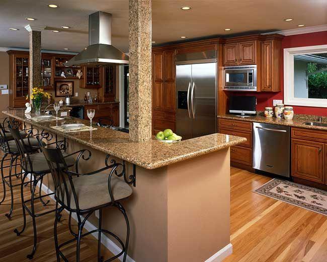 best 25+ open kitchen layouts ideas on pinterest | kitchen layouts