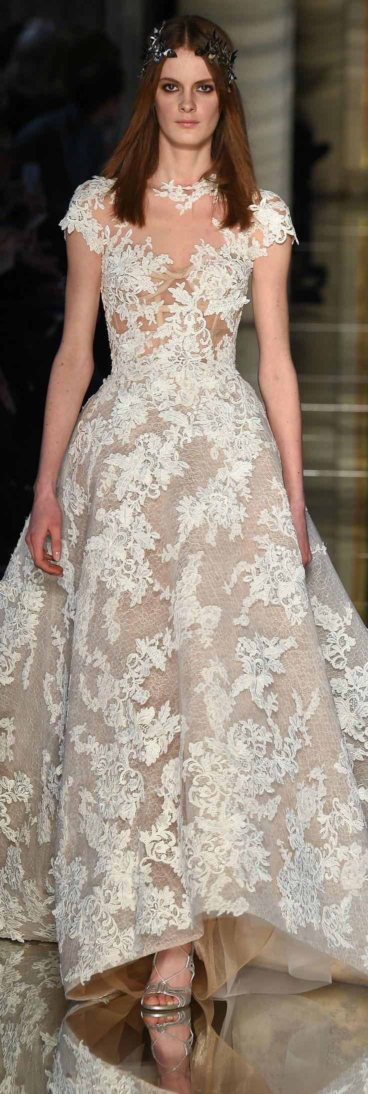 Zuhair Murad Spring 2016 Couture Collection