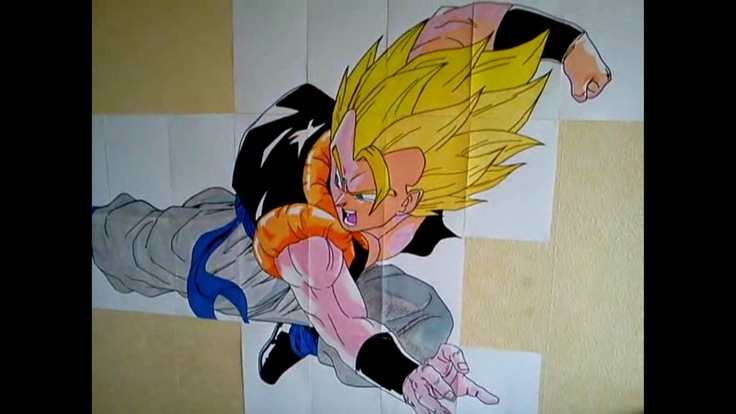 dragon ball z GOGETA DRAWING ON MY WALL http://www.youtube.com/watch?v=8dREou7CFrY