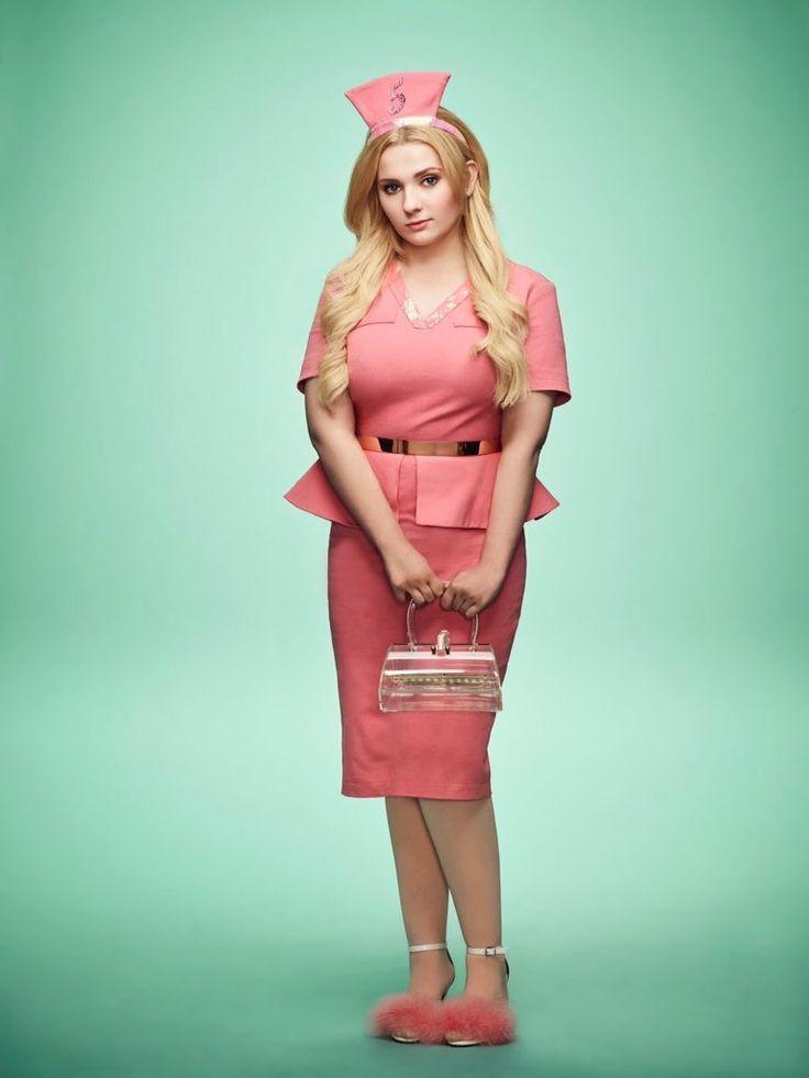 Abigail Breslin as (Chanel #5) #ScreamQueens Season 2