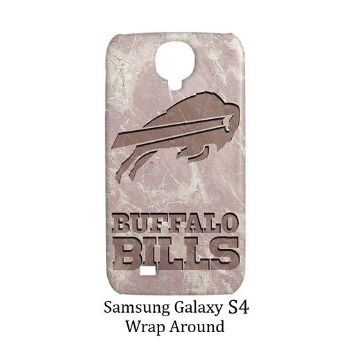Buffalo Bills Marble Style 2 Case for Samsung Galaxy S4